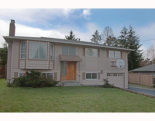 Photo 1: Photos: 2050 ORLAND Drive in Coquitlam: Central Coquitlam House for sale : MLS®# V639688