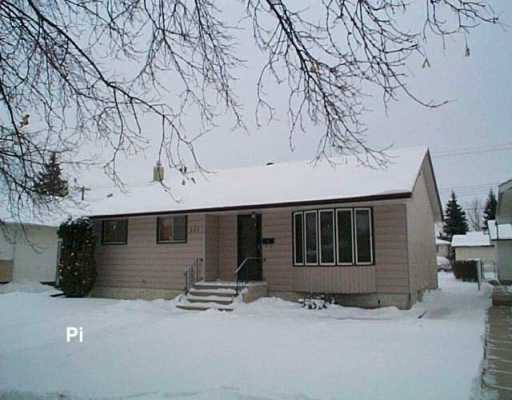 Main Photo: 503 BESANT Street in Winnipeg: East Kildonan Single Family Detached for sale (North East Winnipeg)  : MLS®# 2620132