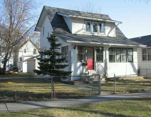 Photo 1: Photos: 805 GARWOOD Avenue in WINNIPEG: Fort Rouge / Crescentwood / Riverview Single Family Detached for sale (South Winnipeg)  : MLS®# 2706210