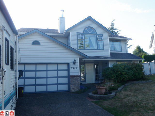 Main Photo: 7969 166B ST in Surrey: Fleetwood Tynehead House for sale : MLS®# F1021956