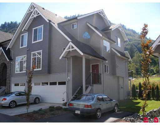 """Main Photo: 65 5965 JINKERSON Road in Sardis: Promontory Townhouse for sale in """"EAGLE VIEW RIDGE"""" : MLS®# H2704023"""