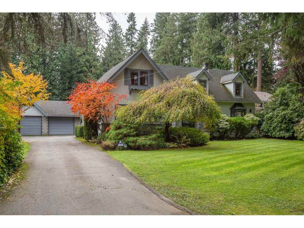 """Main Photo: 21528 124 Avenue in Maple Ridge: West Central House for sale in """"SHADY LANE"""" : MLS®# R2417796"""