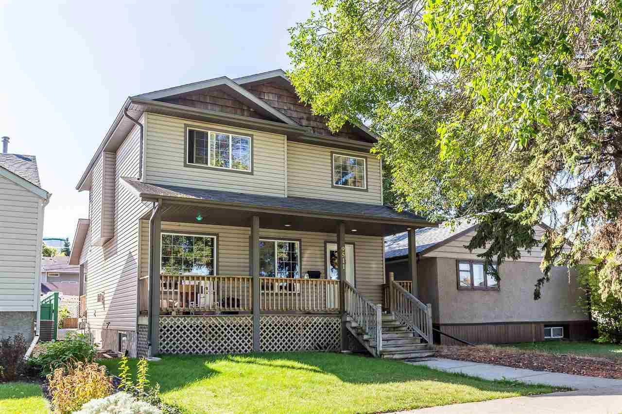 Main Photo: 9511 81 Avenue in Edmonton: Zone 17 House for sale : MLS®# E4183396