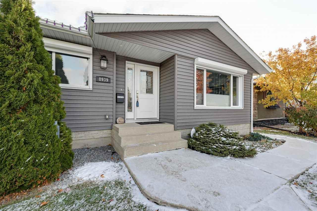 Main Photo: 8939 143 Street in Edmonton: Zone 10 House for sale : MLS®# E4218863