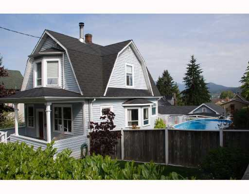 Main Photo: 2610 HENRY Street in Port_Moody: Port Moody Centre House for sale (Port Moody)  : MLS®# V710386