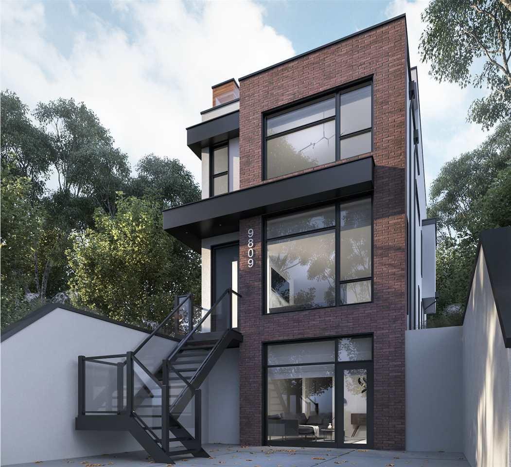 Main Photo: 9809 92 Avenue in Edmonton: Zone 15 House for sale : MLS®# E4176049
