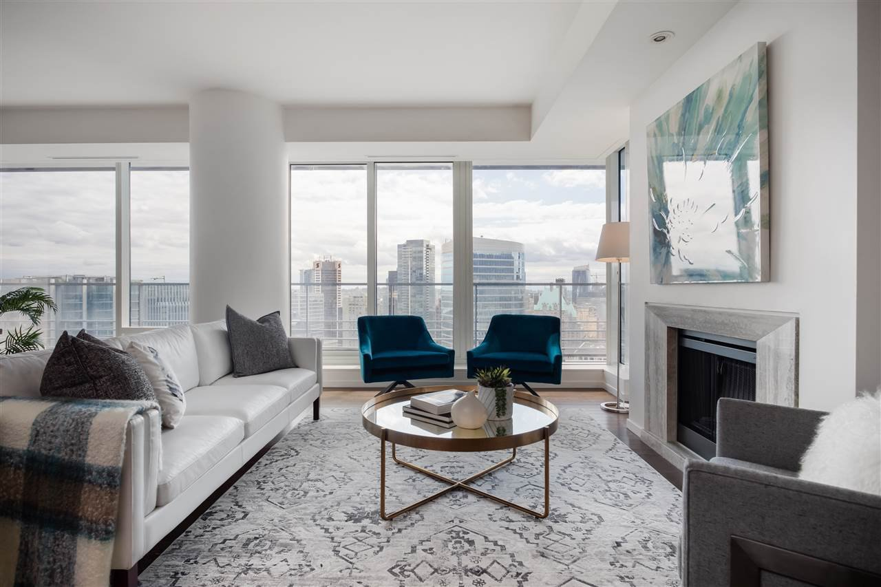 Main Photo: 4204 1011 W CORDOVA STREET in Vancouver: Coal Harbour Condo for sale (Vancouver West)  : MLS®# R2480047
