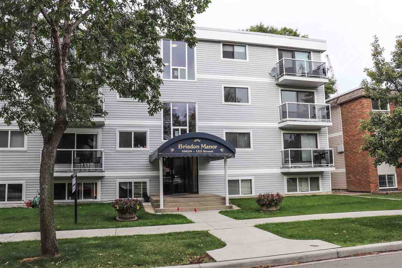 Main Photo: 403 10624 123 Street in Edmonton: Zone 07 Condo for sale : MLS®# E4213788