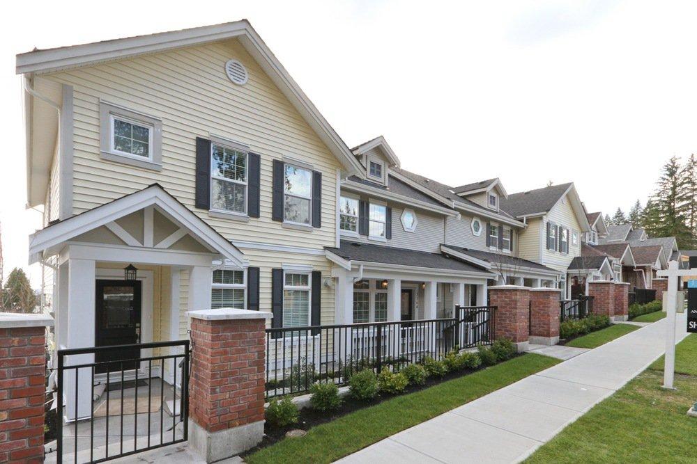 Main Photo: 3362 Carmello Avenue in The Brae Development: Home for sale : MLS®# V846190