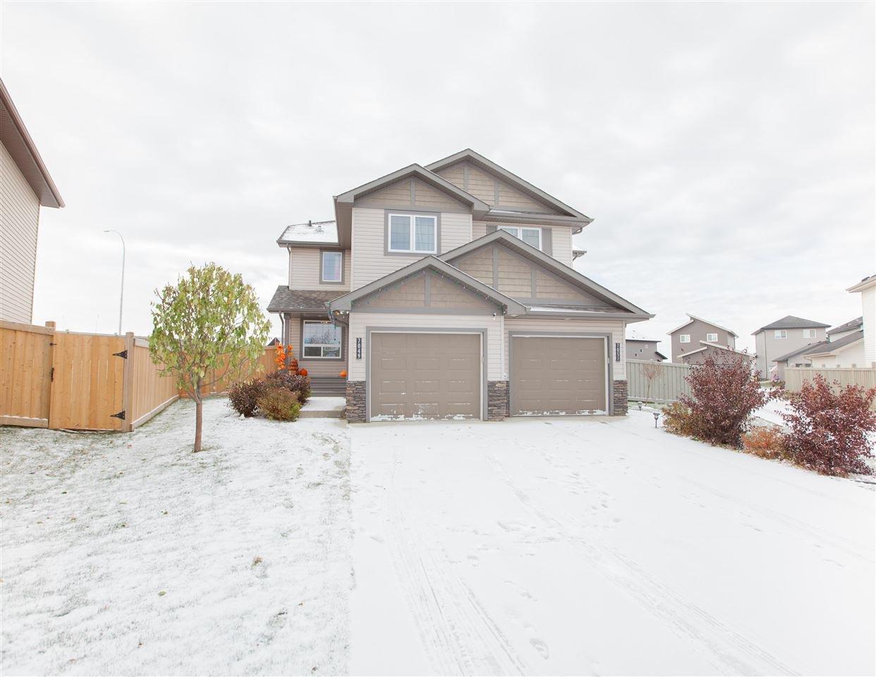 Main Photo: 7049 CARDINAL Way in Edmonton: Zone 55 House Half Duplex for sale : MLS®# E4218673
