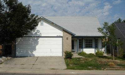 Main Photo: 4143 S Lewiston Circle in Aurora: House/Single Family for sale