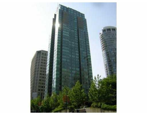 Main Photo: # 902 1200 W GEORGIA ST in Vancouver: Condo for sale : MLS®# V865647