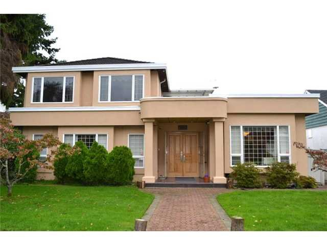 Main Photo: 1378 W58th Ave in Vancouver: House for sale : MLS®# V914764