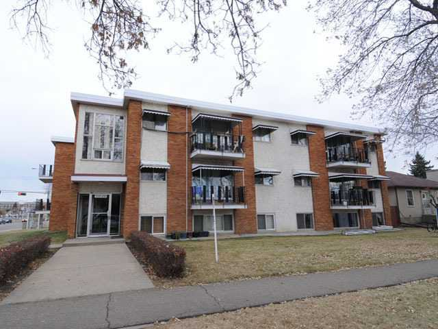 Main Photo: # 201 11045 132 ST NW in EDMONTON: Zone 07 Lowrise Apartment for sale (Edmonton)  : MLS®# E3281899