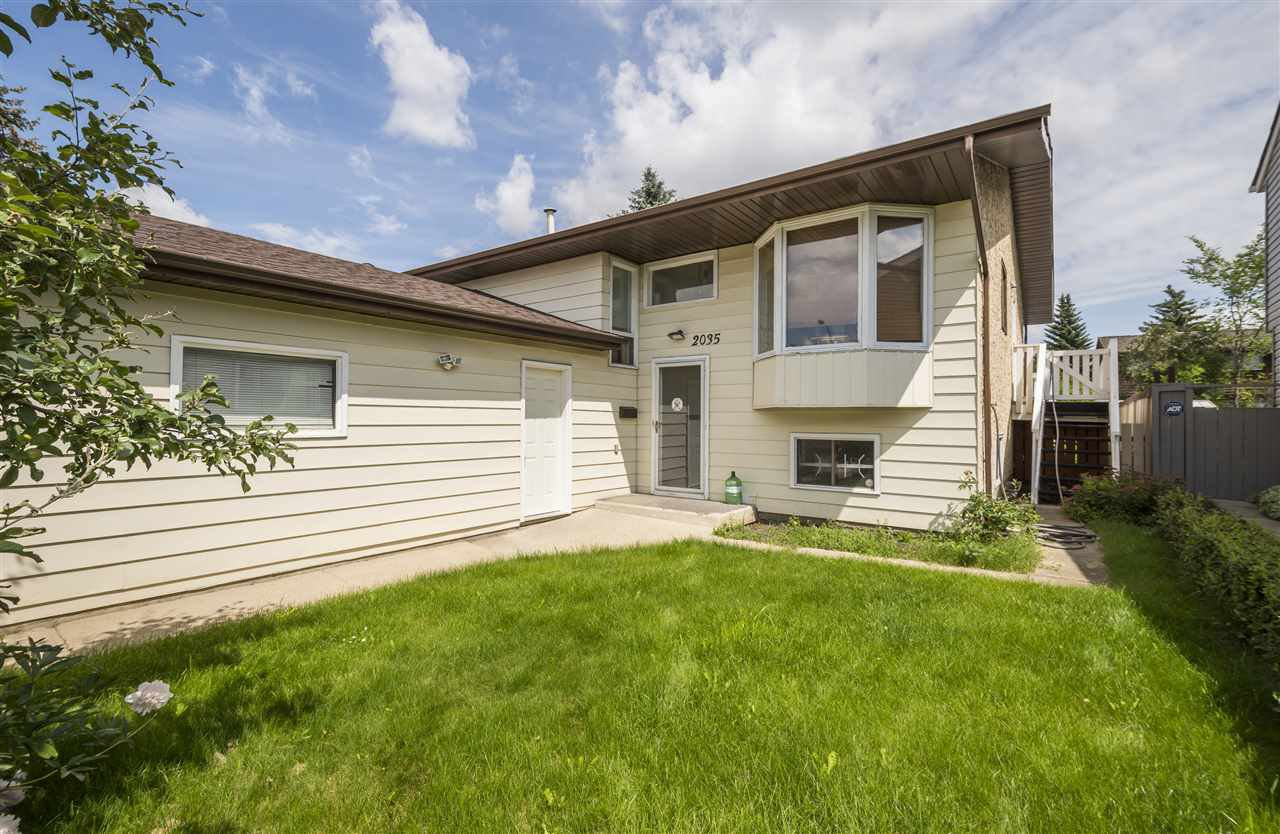 Main Photo: 2035 49A Street in Edmonton: Zone 29 House for sale : MLS®# E4166145