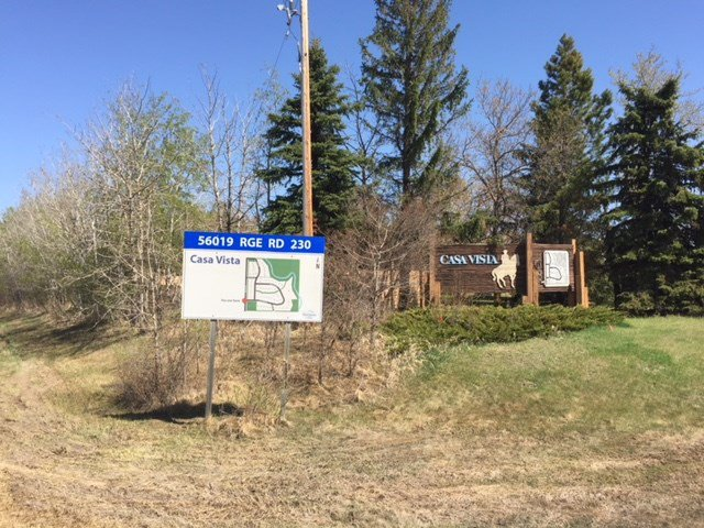 Main Photo: 57 Casa Vista Drive: Rural Sturgeon County Rural Land/Vacant Lot for sale : MLS®# E4195502