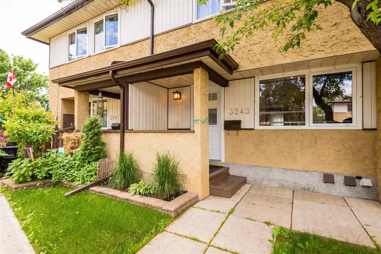 Main Photo: 3243 139 Avenue in Edmonton: Zone 35 Townhouse for sale : MLS®# E4204151