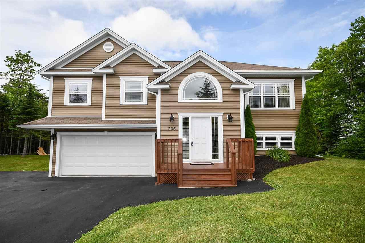 Main Photo: 206 Garrard Drive in Middle Sackville: 26-Beaverbank, Upper Sackville Residential for sale (Halifax-Dartmouth)  : MLS®# 202011854