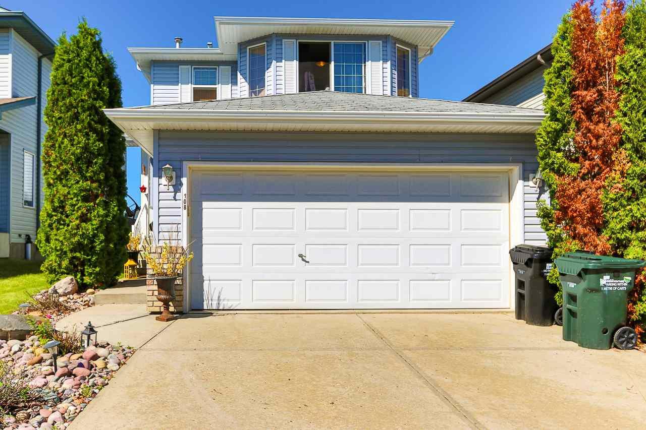 Main Photo: 108 CROCUS Crescent: Sherwood Park House for sale : MLS®# E4206637