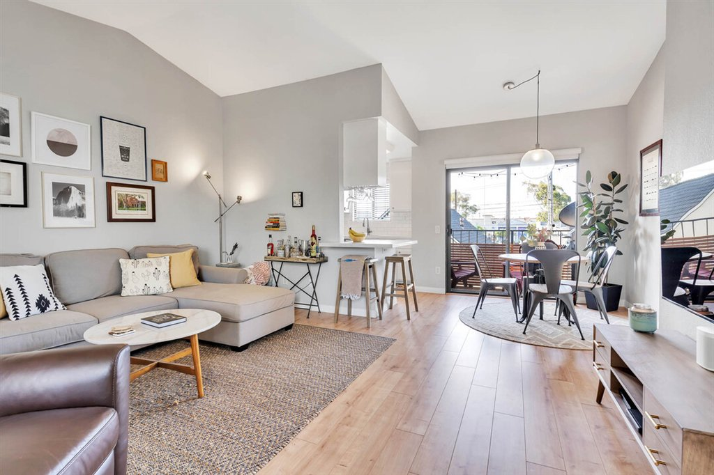Main Photo: NORTH PARK Condo for rent : 2 bedrooms : 4343 Ohio St #5 in San Diego