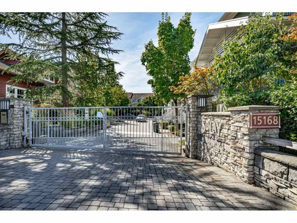 """Photo 2: Photos: 161 15168 36 Avenue in Surrey: Morgan Creek Townhouse for sale in """"SOLAY"""" (South Surrey White Rock)  : MLS®# R2495727"""