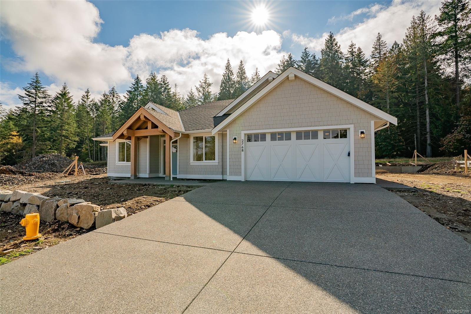 Main Photo: 2768 Andys Lane in : PQ Nanoose House for sale (Parksville/Qualicum)  : MLS®# 857598