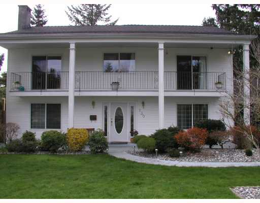 Main Photo: 730 HAILEY Street in Coquitlam: Coquitlam West House for sale : MLS®# V654872