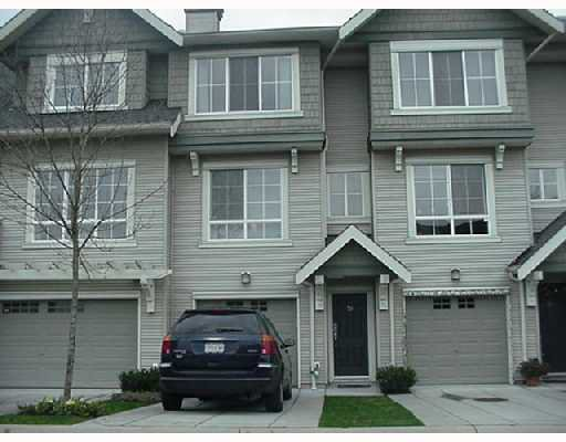 "Main Photo: 39 2978 WHISPER Way in Coquitlam: Westwood Plateau Townhouse for sale in ""WHISPER RIDGE"" : MLS®# V678179"