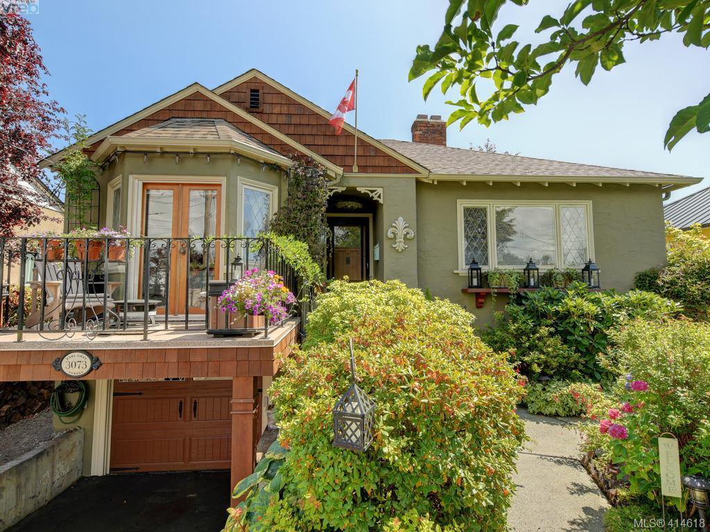 Main Photo: 3073 Earl Grey Street in VICTORIA: SW Gorge Single Family Detached for sale (Saanich West)  : MLS®# 414618