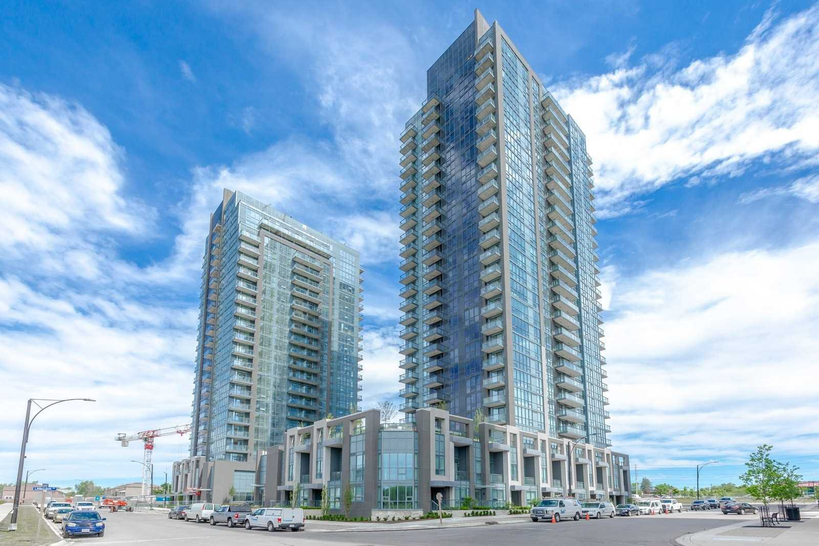 Photo 1: Photos: 1204 5025 Four Springs Avenue in Mississauga: Hurontario Condo for lease : MLS®# W4582092