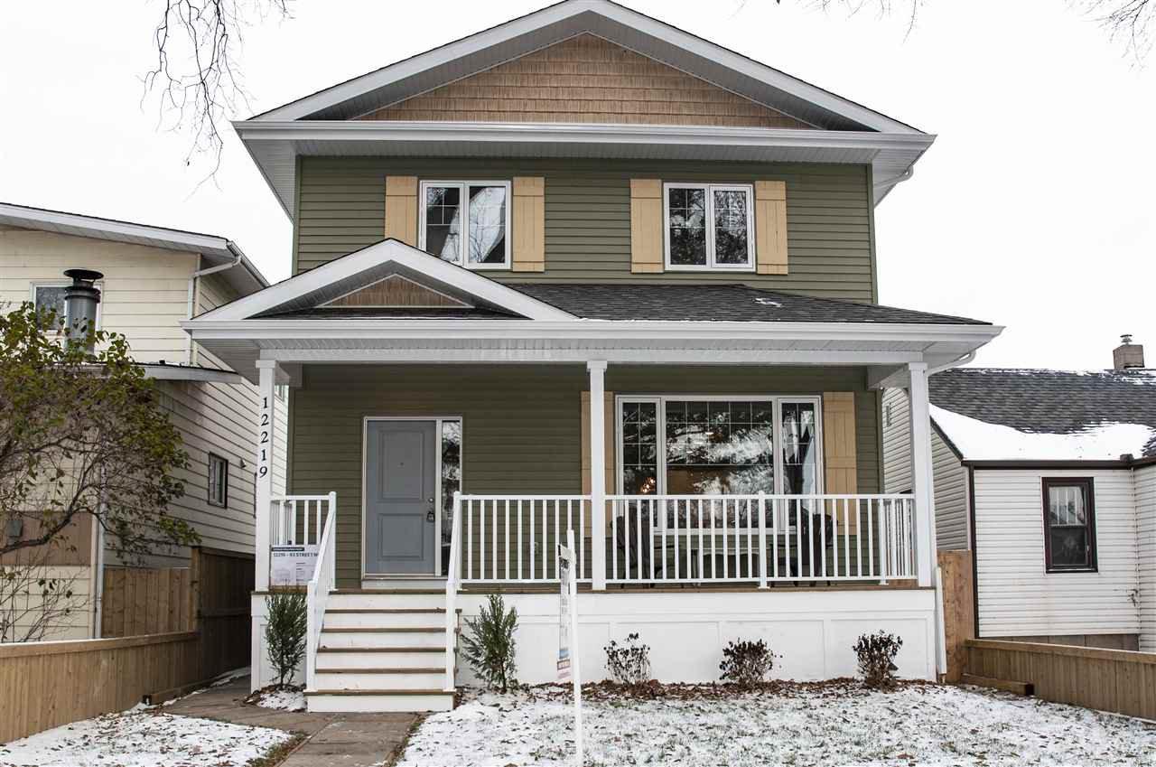 Main Photo: 12219 93 Street in Edmonton: Zone 05 House for sale : MLS®# E4189419