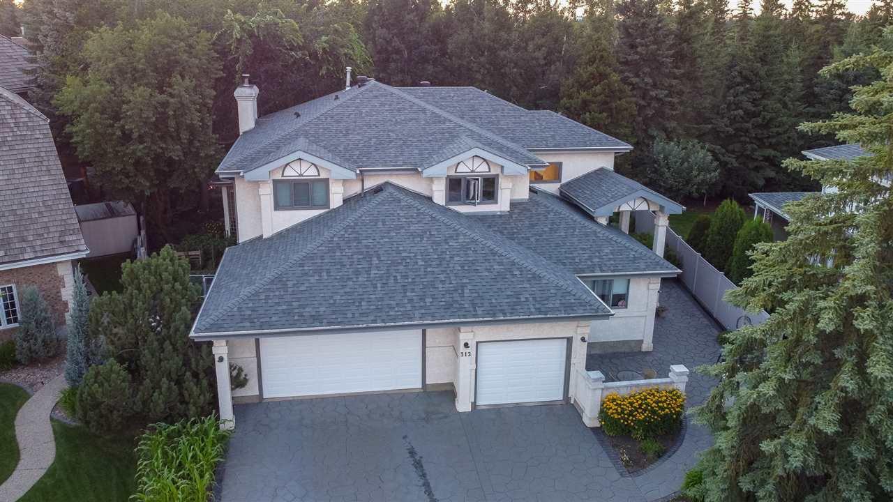 Main Photo: 312 WOLF RIDGE Point in Edmonton: Zone 22 House for sale : MLS®# E4208030