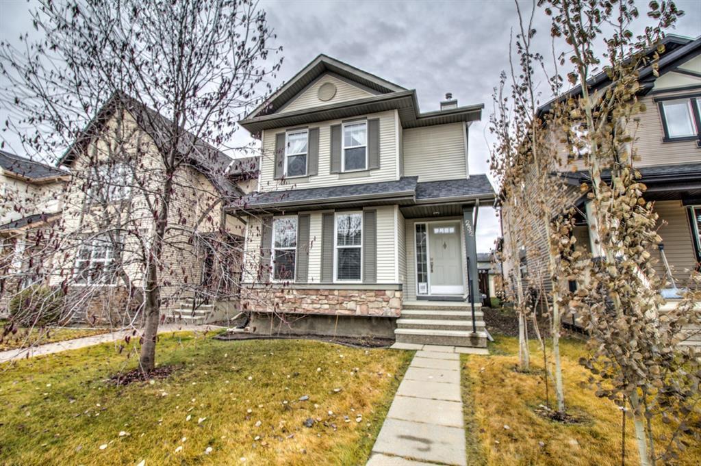 Main Photo: 232 Silverado Range Close SW in Calgary: Silverado Detached for sale : MLS®# A1047985