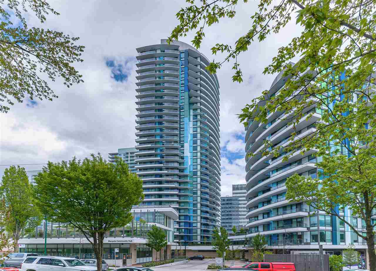 """Main Photo: 2309 8189 CAMBIE Street in Vancouver: Marpole Condo for sale in """"NORTHWEST"""" (Vancouver West)  : MLS®# R2451917"""