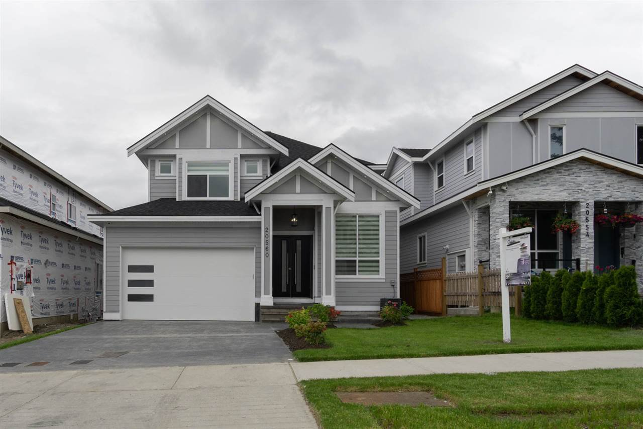 Main Photo: 20560 70A Avenue in Langley: Willoughby Heights House for sale : MLS®# R2457807