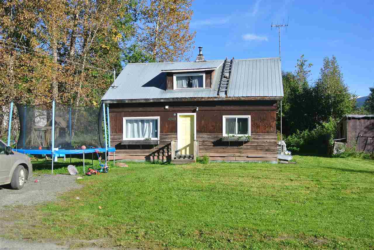 Main Photo: 4125 8TH Avenue in New Hazelton: Hazelton House for sale (Smithers And Area (Zone 54))  : MLS®# R2499301