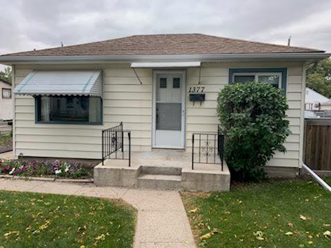 Main Photo: 1377 Manitoba Avenue in Winnipeg: Shaughnessy Heights Residential for sale (4B)  : MLS®# 202024137
