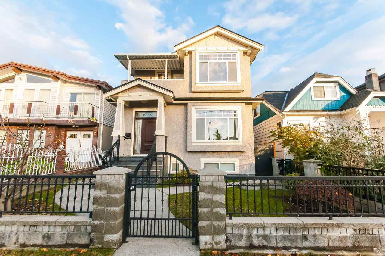 Main Photo: 6936 BALMORAL Street in Vancouver: Killarney VE House for sale (Vancouver East)  : MLS®# R2518867