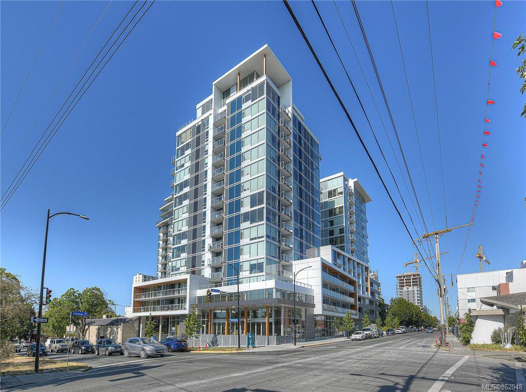 Main Photo: 516 989 Johnson St in : Vi Downtown Condo for sale (Victoria)  : MLS®# 862948