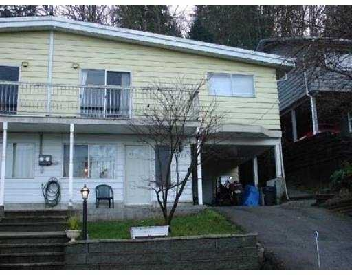 Main Photo: 2413 ST GEORGE ST in Port Moody: Port Moody Centre House 1/2 Duplex for sale : MLS®# V573611