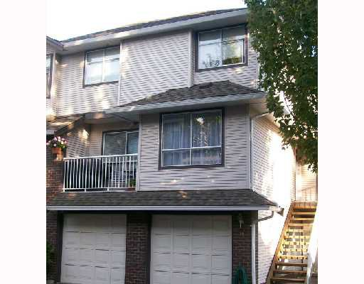 Main Photo: 19 2450 LOBB Avenue in Port_Coquitlam: Mary Hill Townhouse for sale (Port Coquitlam)  : MLS®# V674521