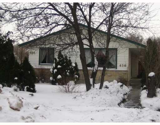 Main Photo: 456 SMITHFIELD Avenue in WINNIPEG: West Kildonan / Garden City Residential for sale (North West Winnipeg)  : MLS®# 2800171