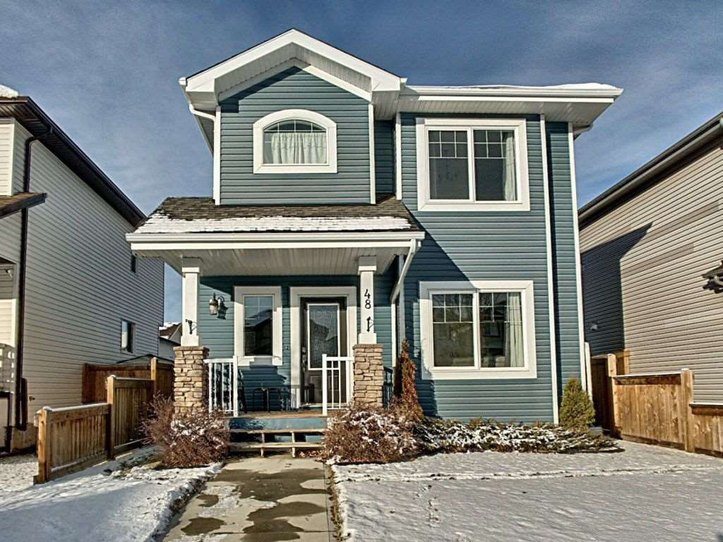 Main Photo: 48 Hewitt Circle: Spruce Grove House for sale : MLS®# E4179363