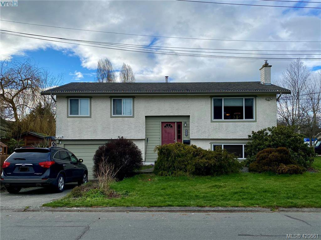Main Photo: 10116 Pleasant St in SIDNEY: Si Sidney North-East Single Family Detached for sale (Sidney)  : MLS®# 832526
