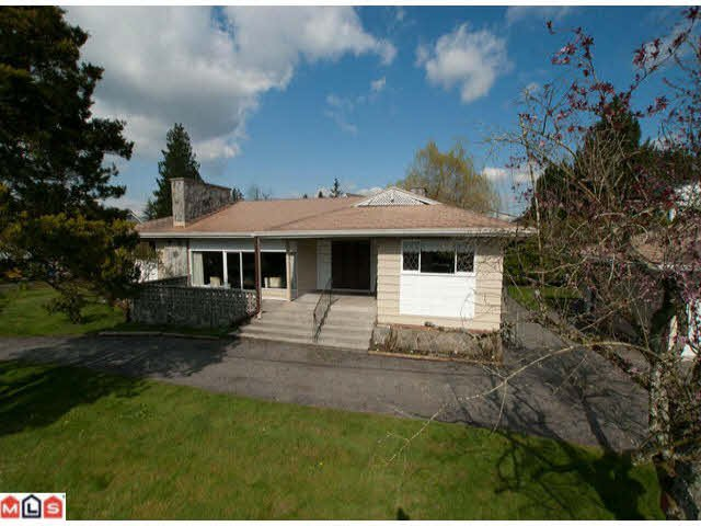 Main Photo: 4502 SOUTHRIDGE CRESCENT in : Murrayville House for sale : MLS®# F1209412