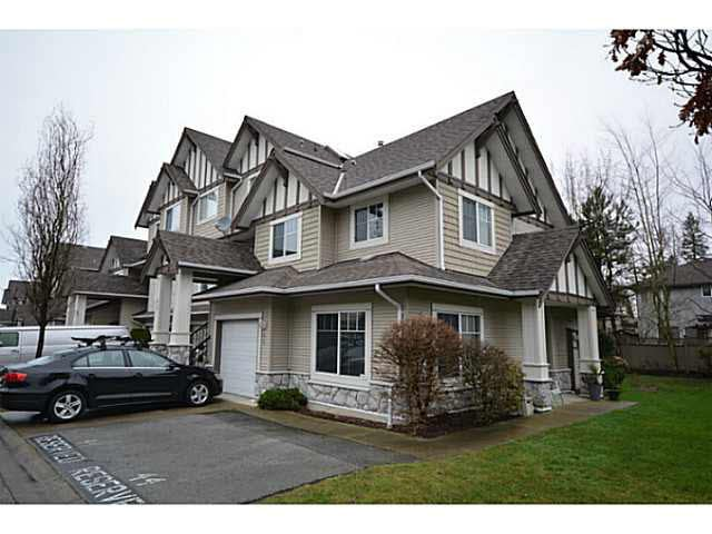 Main Photo: 44 18181 68TH AVENUE in : Cloverdale BC Townhouse for sale : MLS®# F1431989