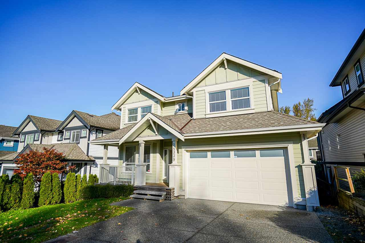 """Main Photo: 24339 104 Avenue in Maple Ridge: Albion House for sale in """"Spencer's Green"""" : MLS®# R2512770"""