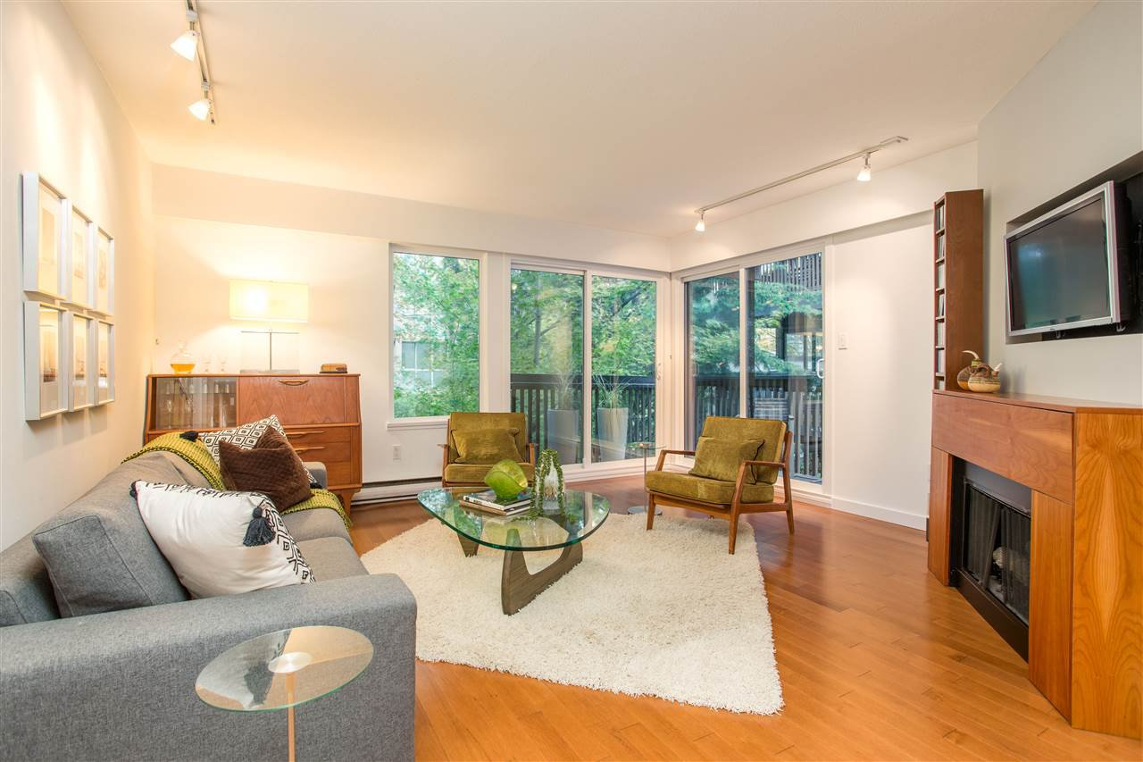 Main Photo: 312 1274 BARCLAY STREET in Vancouver: West End VW Condo for sale (Vancouver West)  : MLS®# R2512927