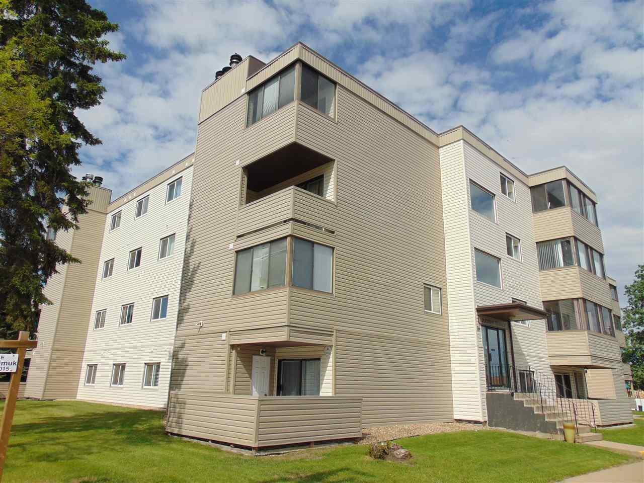 Main Photo: 318 24 JUBILEE Drive: Fort Saskatchewan Condo for sale : MLS®# E4222911