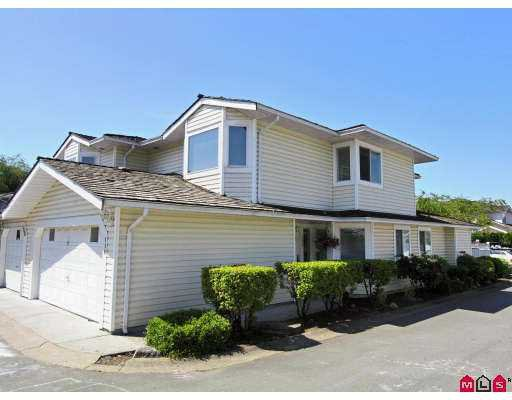 "Main Photo: 116 9177 154TH Street in Surrey: Fleetwood Tynehead Townhouse for sale in ""Chantilly Lane"" : MLS®# F2716670"